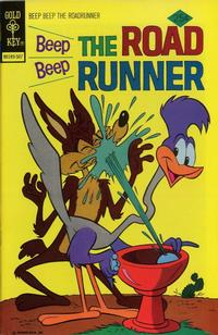 Cover Thumbnail for Beep Beep the Road Runner (Western, 1966 series) #51 [Gold Key]