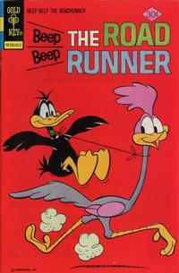 Cover Thumbnail for Beep Beep the Road Runner (Western, 1966 series) #61