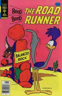 Cover Thumbnail for Beep Beep the Road Runner (Western, 1966 series) #76 [Gold Key]