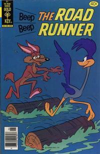Cover Thumbnail for Beep Beep the Road Runner (Western, 1966 series) #80 [Gold Key]
