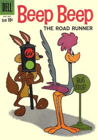 Cover Thumbnail for Beep Beep (Dell, 1960 series) #6