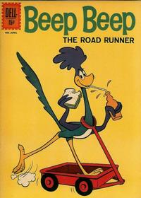 Cover Thumbnail for Beep Beep (Dell, 1960 series) #12
