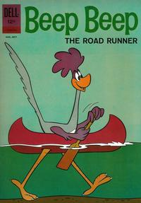 Cover Thumbnail for Beep Beep (Dell, 1960 series) #14