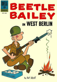 Cover Thumbnail for Beetle Bailey (Dell, 1956 series) #38