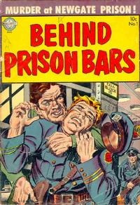 Cover Thumbnail for Behind Prison Bars (Avon, 1952 series) #1