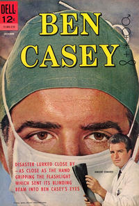 Cover Thumbnail for Ben Casey (Dell, 1962 series) #2