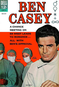 Cover Thumbnail for Ben Casey (Dell, 1962 series) #7