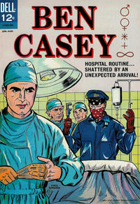 Cover Thumbnail for Ben Casey (Dell, 1962 series) #10