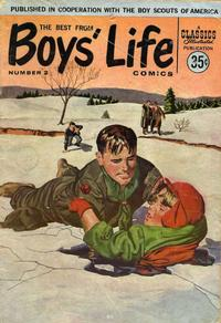 Cover Thumbnail for The Best from Boys' Life (Gilberton, 1957 series) #2
