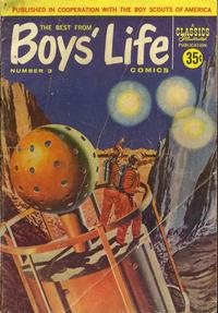Cover Thumbnail for The Best from Boys' Life (Gilberton, 1957 series) #3