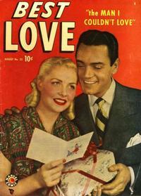 Cover Thumbnail for Best Love (Marvel, 1949 series) #33