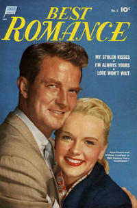 Cover Thumbnail for Best Romance (Pines, 1952 series) #5