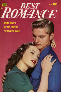 Cover Thumbnail for Best Romance (Pines, 1952 series) #6