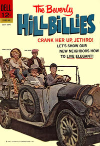 Cover Thumbnail for Beverly Hillbillies (Dell, 1963 series) #2