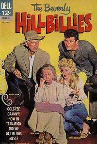 Cover Thumbnail for Beverly Hillbillies (Dell, 1963 series) #3