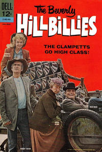Cover Thumbnail for Beverly Hillbillies (Dell, 1963 series) #4