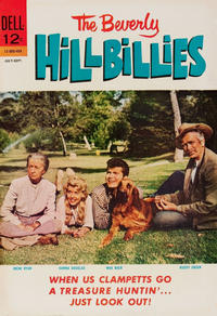 Cover Thumbnail for Beverly Hillbillies (Dell, 1963 series) #6