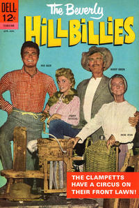 Cover Thumbnail for Beverly Hillbillies (Dell, 1963 series) #9