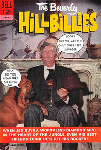 Cover Thumbnail for Beverly Hillbillies (Dell, 1963 series) #11