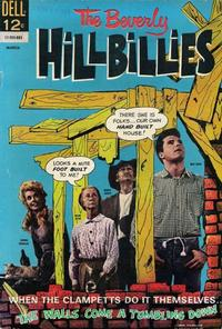 Cover Thumbnail for Beverly Hillbillies (Dell, 1963 series) #12