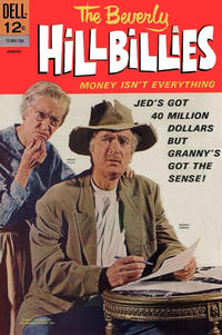 Cover Thumbnail for Beverly Hillbillies (Dell, 1963 series) #18