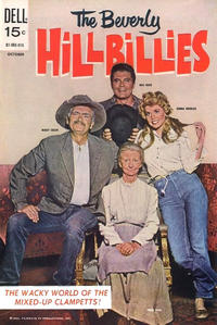 Cover Thumbnail for Beverly Hillbillies (Dell, 1963 series) #19