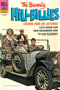 Cover Thumbnail for Beverly Hillbillies (Dell, 1963 series) #20