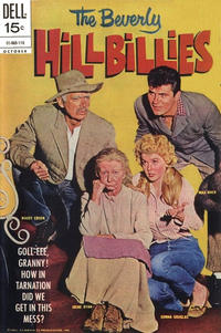 Cover Thumbnail for Beverly Hillbillies (Dell, 1963 series) #21