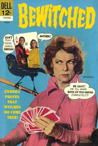 Cover Thumbnail for Bewitched (Dell, 1965 series) #4