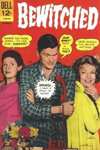 Cover Thumbnail for Bewitched (Dell, 1965 series) #6