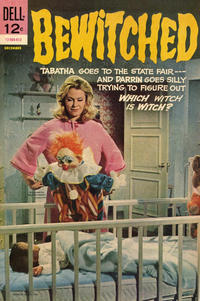 Cover Thumbnail for Bewitched (Dell, 1965 series) #7