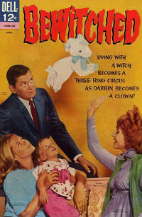Cover Thumbnail for Bewitched (Dell, 1965 series) #9