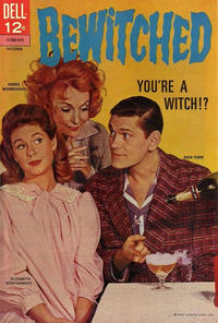 Cover Thumbnail for Bewitched (Dell, 1965 series) #12
