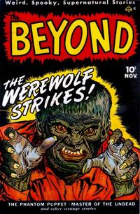 Cover Thumbnail for The Beyond (Ace Magazines, 1950 series) #1
