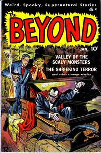 Cover Thumbnail for The Beyond (Ace Magazines, 1950 series) #2