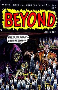 Cover Thumbnail for The Beyond (Ace Magazines, 1950 series) #3