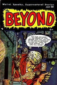 Cover Thumbnail for The Beyond (Ace Magazines, 1950 series) #5