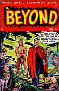 Cover for The Beyond (Ace Magazines, 1950 series) #6