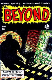 Cover Thumbnail for The Beyond (Ace Magazines, 1950 series) #7