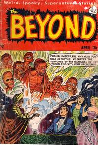 Cover Thumbnail for The Beyond (Ace Magazines, 1950 series) #10