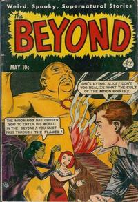 Cover Thumbnail for The Beyond (Ace Magazines, 1950 series) #11