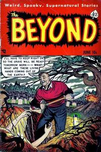 Cover Thumbnail for The Beyond (Ace Magazines, 1950 series) #12