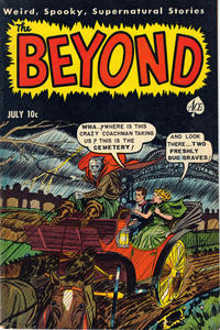 Cover Thumbnail for The Beyond (Ace Magazines, 1950 series) #13