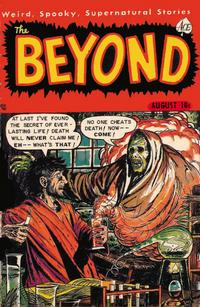 Cover Thumbnail for The Beyond (Ace Magazines, 1950 series) #14