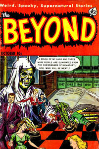 Cover Thumbnail for The Beyond (Ace Magazines, 1950 series) #16