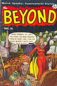 Cover Thumbnail for The Beyond (Ace Magazines, 1950 series) #19