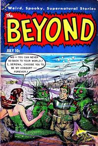 Cover Thumbnail for The Beyond (Ace Magazines, 1950 series) #21