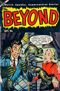 Cover Thumbnail for The Beyond (Ace Magazines, 1950 series) #22