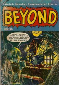 Cover Thumbnail for The Beyond (Ace Magazines, 1950 series) #23