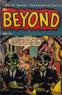 Cover Thumbnail for The Beyond (Ace Magazines, 1950 series) #25